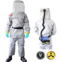 Powered Air Purifying Suits - Full Body Protection